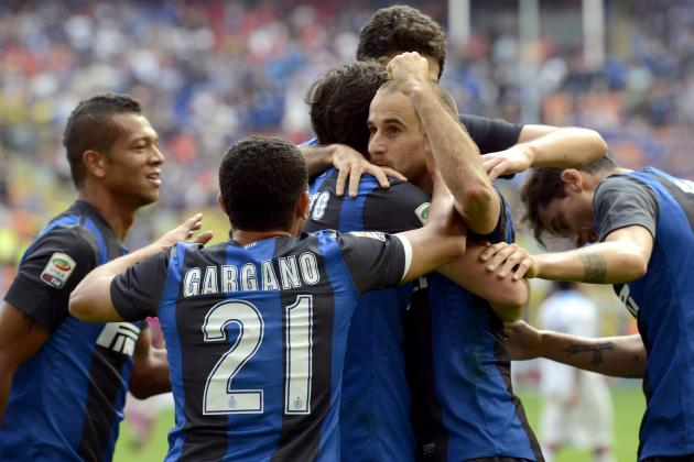 Inter 2-0 Catania: Fourth straight win