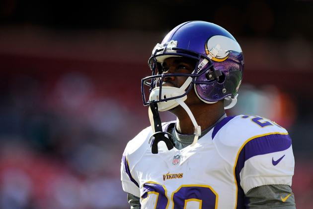 Adrian Peterson: Latest Update on Vikings RB's Ankle Injury