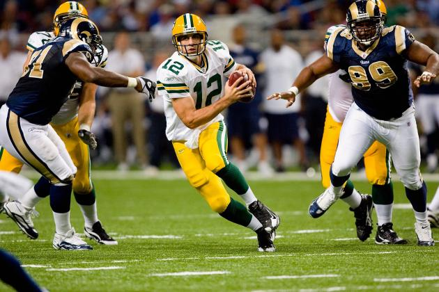 NFL Gamecast - Green Bay vs St. Louis