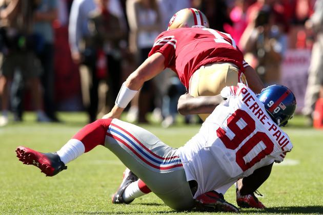 NFL Week 7 Picks: RG3 Faces Stiff Test against Giants Pass Rush