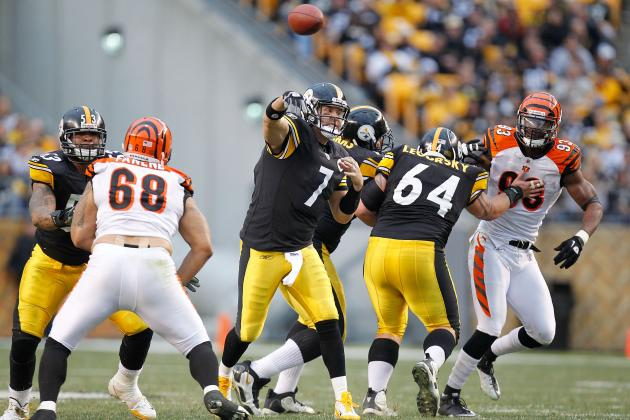 Steelers vs. Bengals: 5 Matchups That Will Decide SNF Clash
