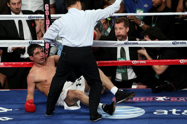 Garcia vs Morales: Vicious KO Loss Proves El Terrible Must Retire