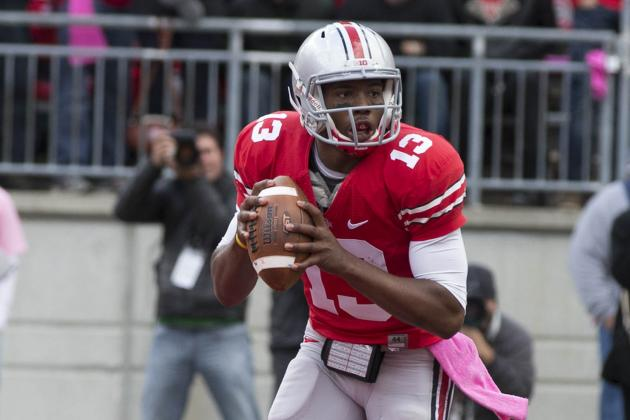 The Ohio State Buckeyes Are the Best of the Big Ten, but That's Not Saying Much