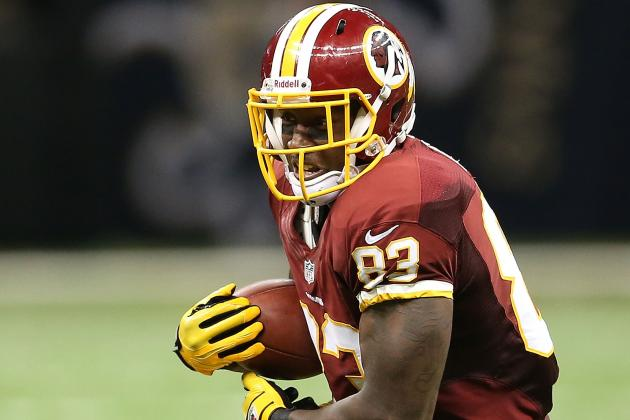 Fred Davis Injures Achilles Near End of First Redskins Drive