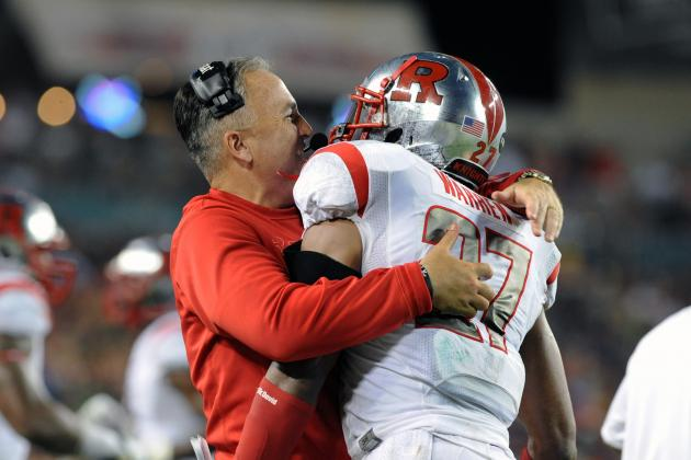 Rutgers Football: Breaking Down Scarlet Knights' Toughest Games Left This Season