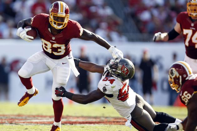 Fred Davis: Updates on Redskins TE's Lower Leg Injury