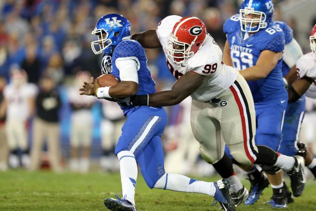 Kentucky vs. Georgia: Wildcats Fall Short vs. No. 11 Bulldogs 29-24