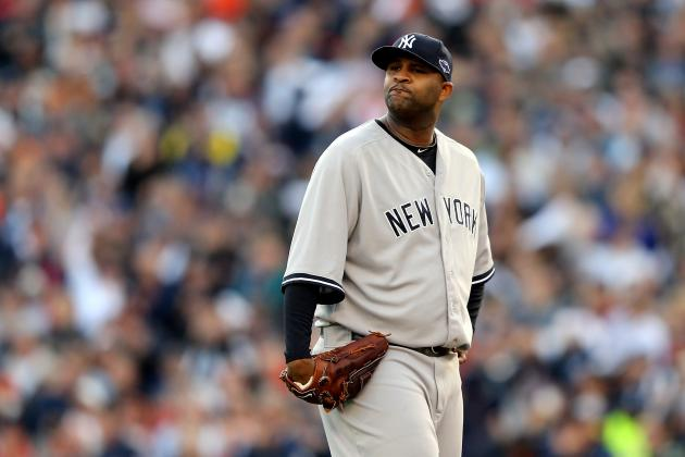 CC Sabathia: Elbow Injury to Ace Pitcher Makes Yankees' Offseason Even Worse