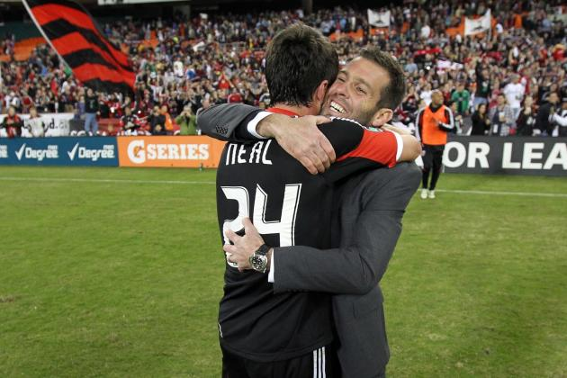 D.C. United Clinches MLS Playoff Berth with Win over Columbus