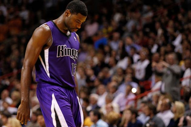 NBA Rumors: Allowing Tyreke Evans to Hit Free Agency Would Be Unwise of Kings