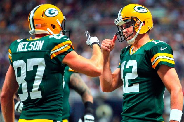 Green Bay Packers vs. St. Louis Rams: Live Score, Highlights and Analysis