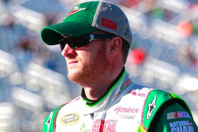 Dale Earnhardt, Jr. Will Race at Martinsville After Clearing Concussion Test