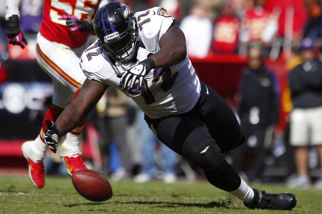 Kelechi Osemele Carted off the Field, No Broken Bone