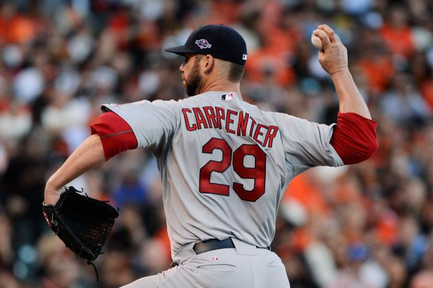 Chris Carpenter Loves Clinching: A Statistical Look at Carp's Last 12 Starts