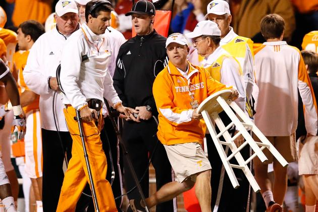 Derek Dooley: Coaching from a Stool Is a Terrible Idea for Tennessee Coach