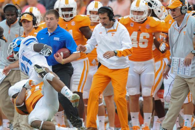 Tennessee Volunteer Football: Why Derek Dooley Should Keep His Job