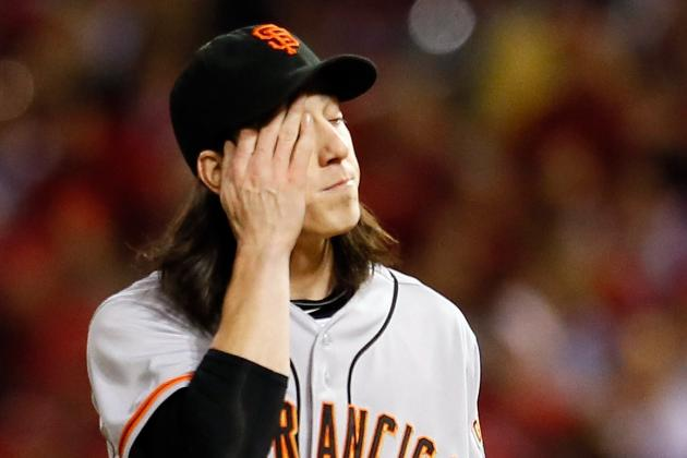 Report: Tim Lincecum Will Be on the Block This Offseason