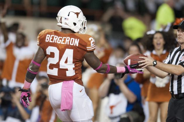 Texas Longhorns Football: Snapping Losing Skid Doesn't Mask Major Problems