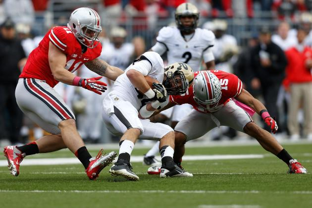 Ohio State Football: Buckeyes' Defense Must Step Up in Test Against Penn State