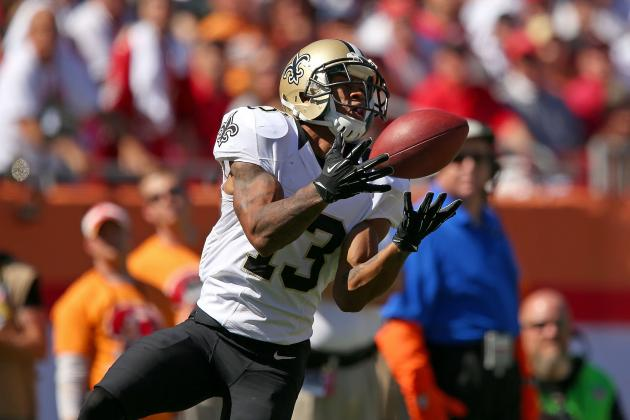 Joe Morgan: Spectacular TD Doesn't Make Saints Deep Threat Solid Fantasy Option