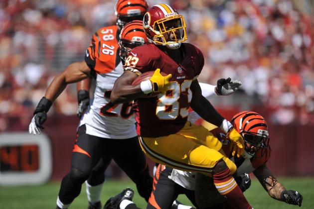 Fred Davis Injury: Redskins' Receivers Who'll Reap Benefit from TE's Absence