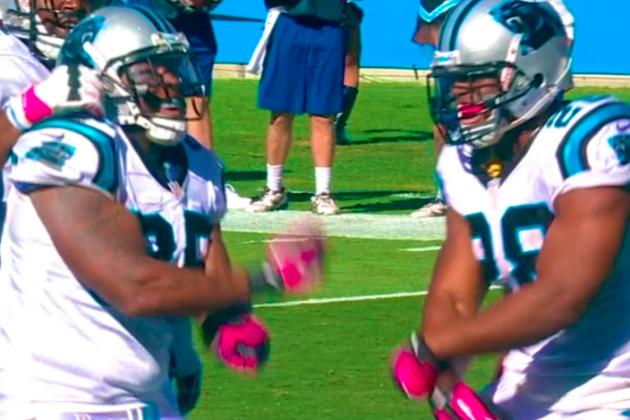 Gangnam Style Touchdown Dance Dominates NFL Sunday