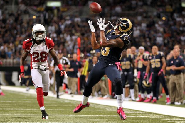 Chris Givens: Rams WR's Deep-Threat Potential Makes Him Great Fantasy Pickup
