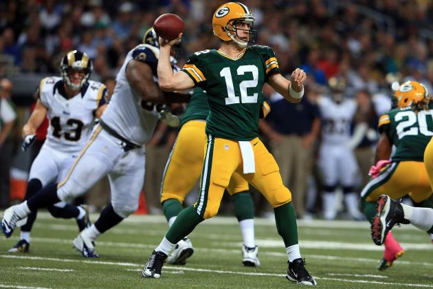 Aaron Rodgers: Is the Packers QB Back in the MVP Race?
