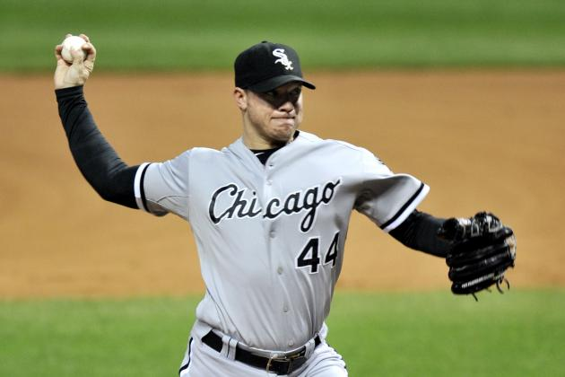 Boston Red Sox Should Sign Jake Peavy to Be Their No. 3 Starter