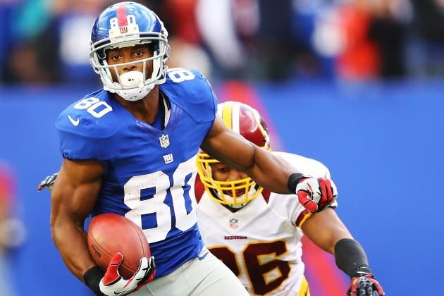 Giants Scrape out a Win over the Turnover-Prone Redskins