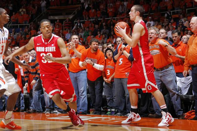 Ohio State Basketball: Previewing Toughest/Easiest Parts of the Buckeye Schedule