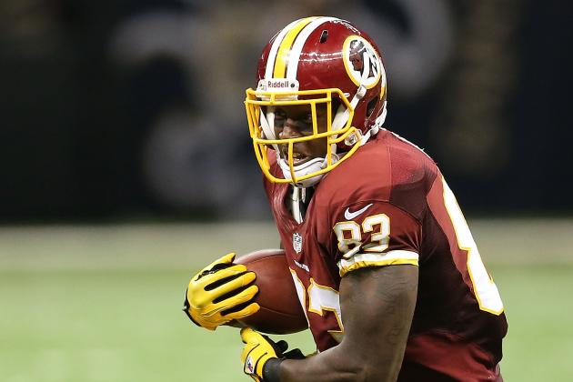 Fred Davis Injury: Redskins Have No Reason to Worry About Loss of Starting TE
