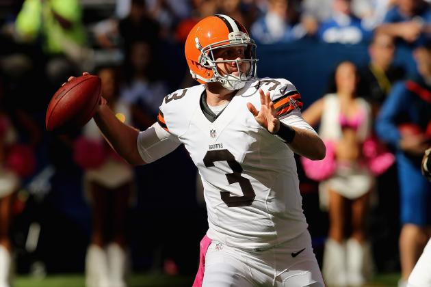 Browns vs. Colts: Cleveland Could Have Won—Different Week, Same Outcome