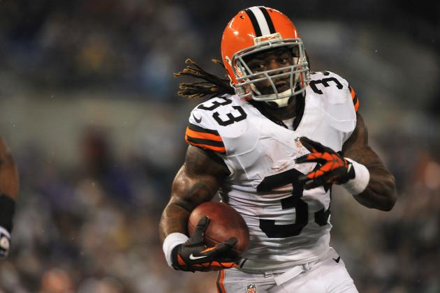 What Does Trent Richardson's Injury Mean for Fantasy Owners, Browns?