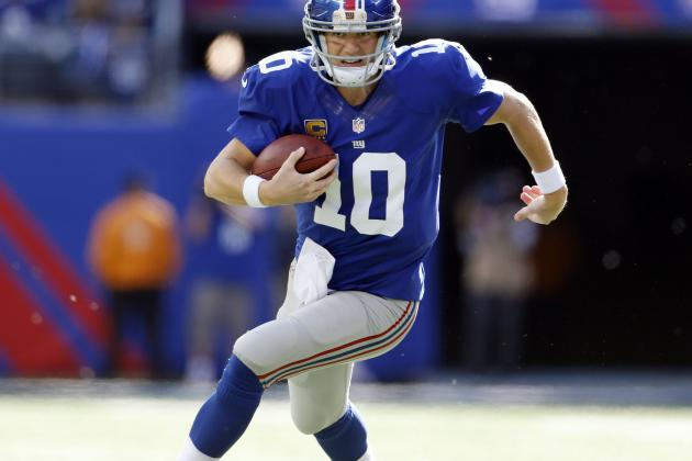 Making the Case for Eli Manning as NFL's Best QB