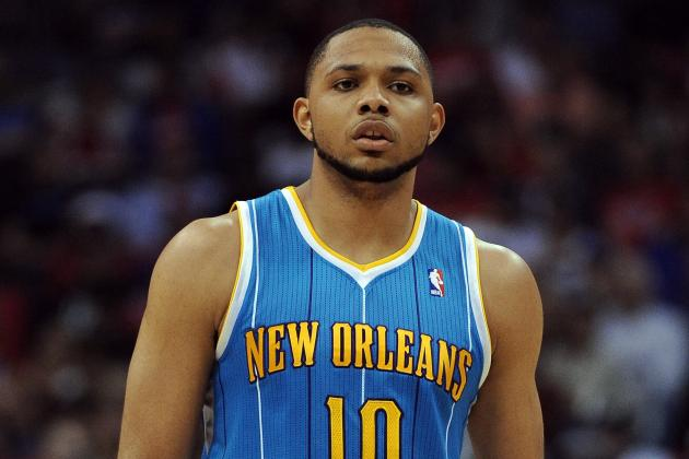Eric Gordon Could Miss Remainder of Preseason