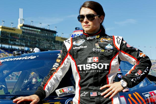 Danica Patrick Wrecks Landon Cassill, Crashes in Eighth Sprint Cup Start