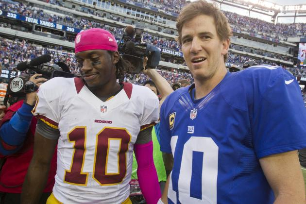 Redskins vs. Giants: Another Sign Washington Will Soon Rule the NFC East