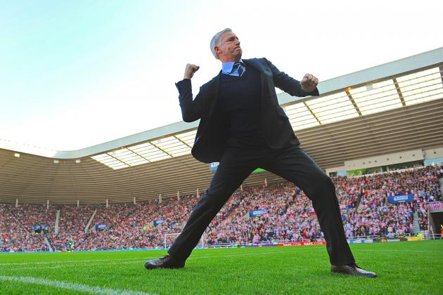 Sunderland, Newcastle Produce Fireworks, Play out Derby Draw in Premier League