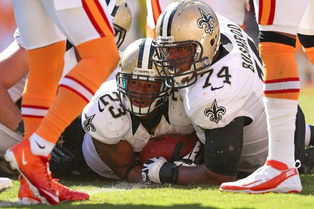Saints vs. Buccaneers: New Orleans Shows Flashes of Being Playoff Bound