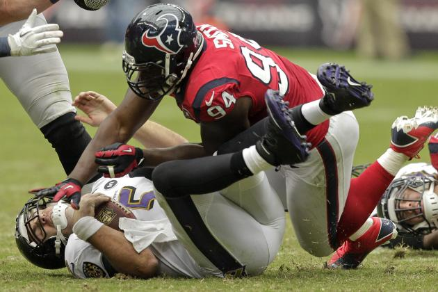 Ravens vs. Texans: Nothing Good to Say About Baltimore in Blowout Loss