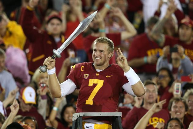 Why Matt Barkley Is a Better Bet for Heisman Than Collin Klein