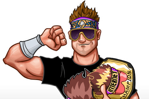 WWE News: Zack Ryder Announces Finale of His Show 'Z! True Long Island Story'