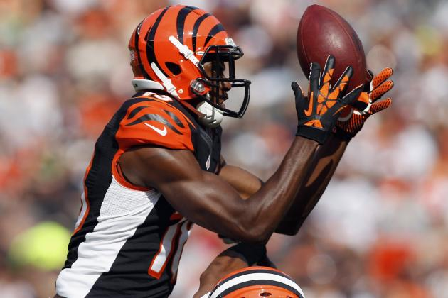 Why A.J. Green Is the Best Player on the Field for 'Sunday Night Football'
