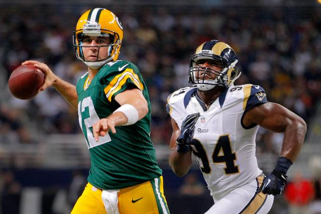 Packers vs. Rams: Rams Secondary Goes Missing as Aaron Rodgers Torches St. Louis