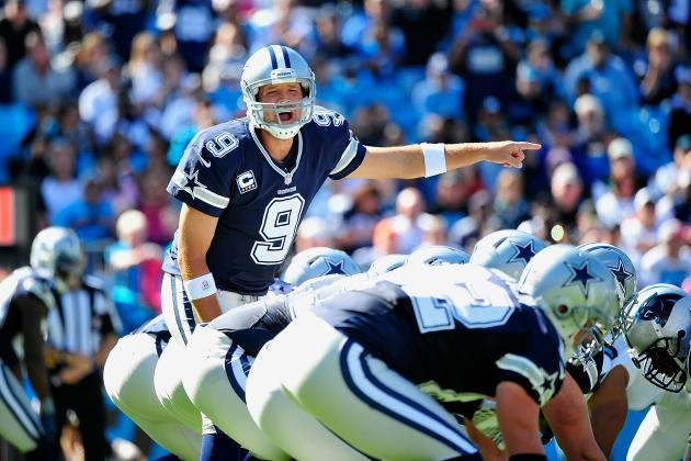 Dallas Cowboys and Their Offense Are Lucky to Get out of Carolina with a Win