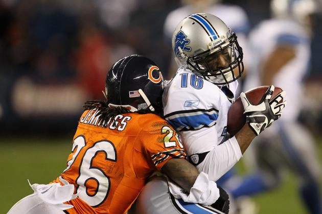 Detroit Lions vs. Chicago Bears Week 7: Monday Night Football Fantasy Preview