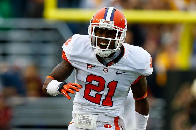 Dabo on Darius Robinson's Injury: Darius Robinson Update