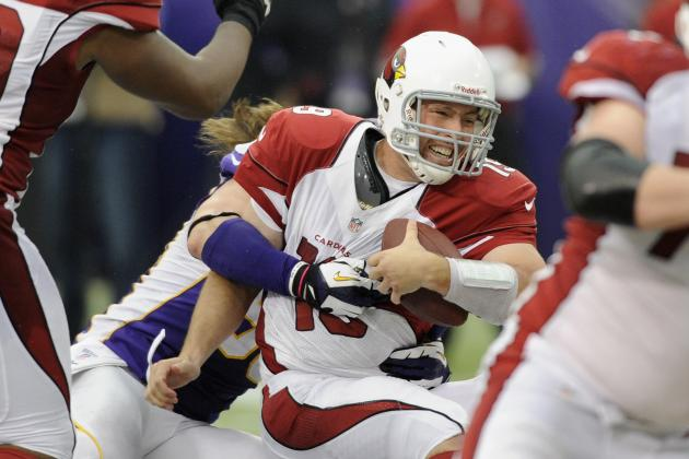 Cardinals vs. Vikings: Arizona's OL Implodes as the Vikings Dump the Cards