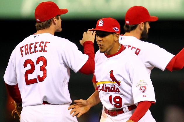 MLB Gamecast: Cardinals vs Giants